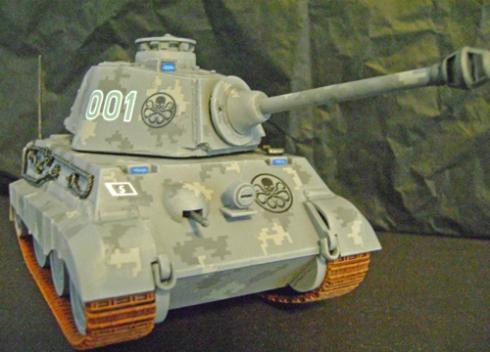 Hydra Tiger II B