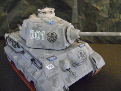 Hydra tiger II A