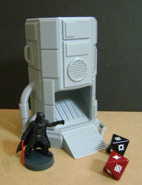 TR dice tower