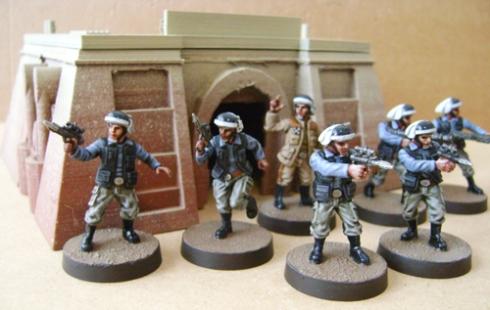 Fleet troopers A