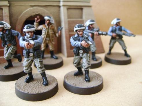 Fleet troopers B