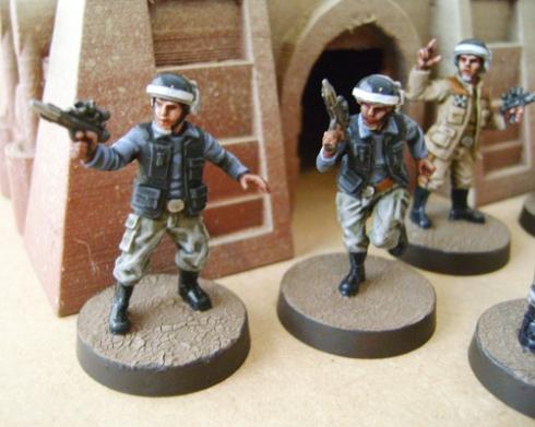 Fleet troopers c