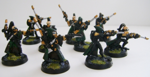 GW eldar Rangers