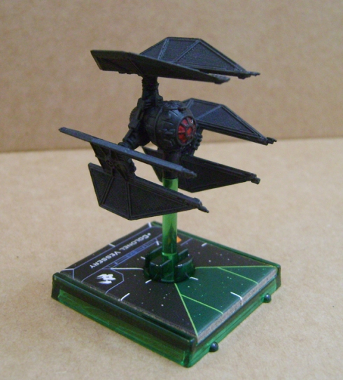 Tie defender Black 1